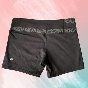 Lululemon Size 8 Reversible Shorts